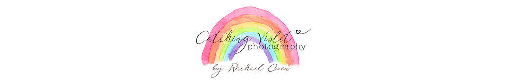 Catching Violet Photography logo